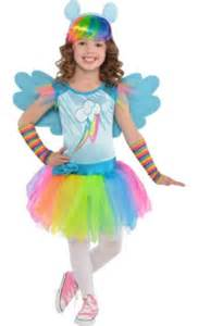 my little pony halloween costumes for kids toddler girls rainbow dash costume my little pony