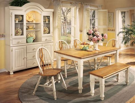 Cottage Dining Room Furniture 20 Pretty Cottage Furniture For Dining Rooms