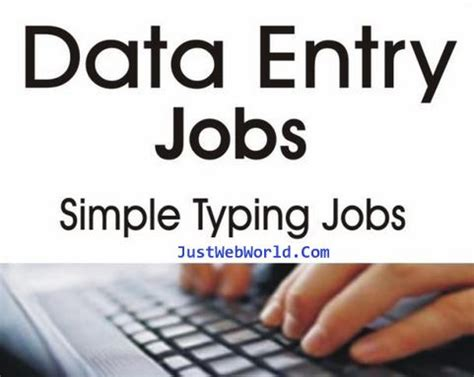 offline data entry work from home in india