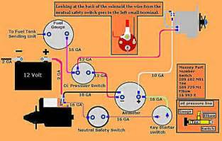 65 wiring diagram massey harris massey ferguson forum yesterday s tractors