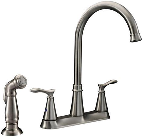 menards kitchen faucet pull out kitchen faucet delta faucets with no bottom brand