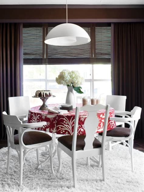 painted dining room chairs paint eclectic chairs for a cohesive look hgtv