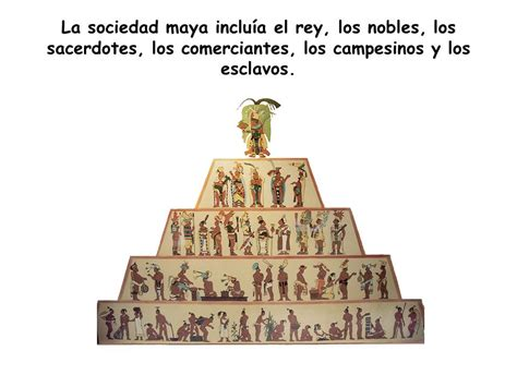 imagenes sociedad maya los mayas ppt descargar