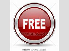 Stock Images of free icon k16368096 - Search Stock ... Fotosearch Free Images