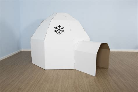 How To Make Paper Igloo - create an engaging antarctic inspired learning environment