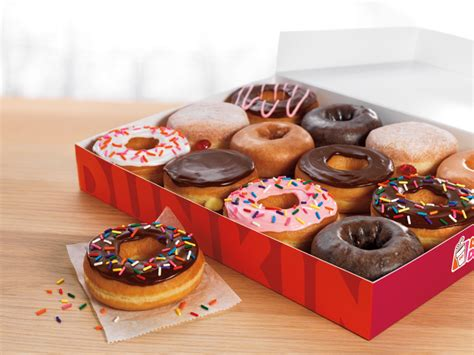 Dunkin' Menu ? Dunkin' Donuts Catering