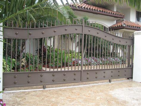 Entryway Gates Driveway gates part 2
