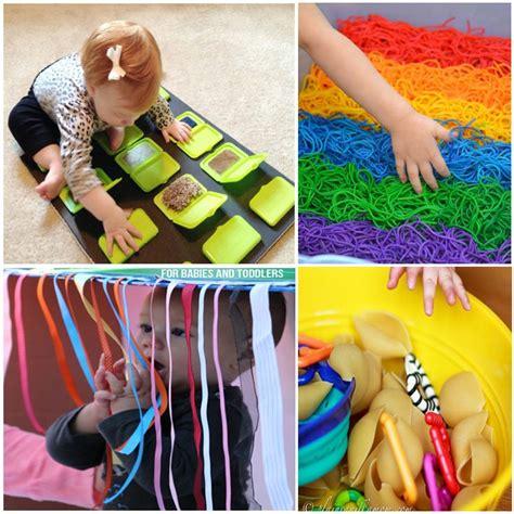 craft ideas for babies m 225 s de 25 ideas incre 237 bles sobre tapices sensoriales