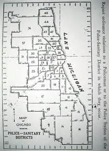 Chicago Police Station Map by Flickriver Patchman999 S Photos Tagged With District