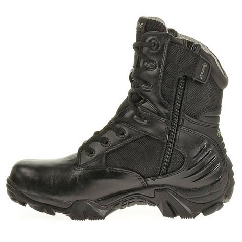 bates womens gx8 goretex side zip boots e02788