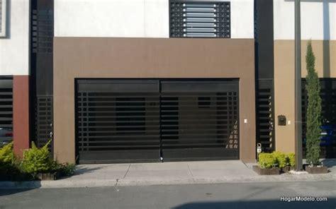 puerta de cochera puerta de cochera sencilla hogarmodelo