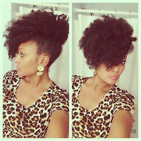 natural hair after five styles wholesale new ponytail clip in afro puff curly hair