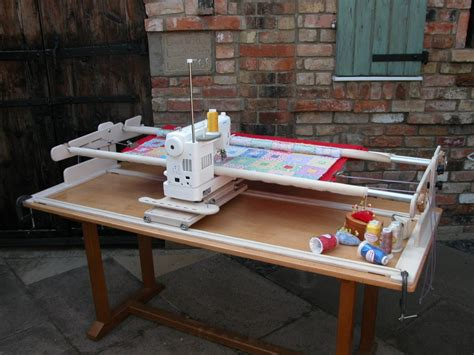 Quilting Frames Uk about the frames machine quilter shop