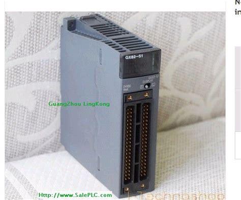 Mitsubishi Qx81 mitsubishi dc input module qx82