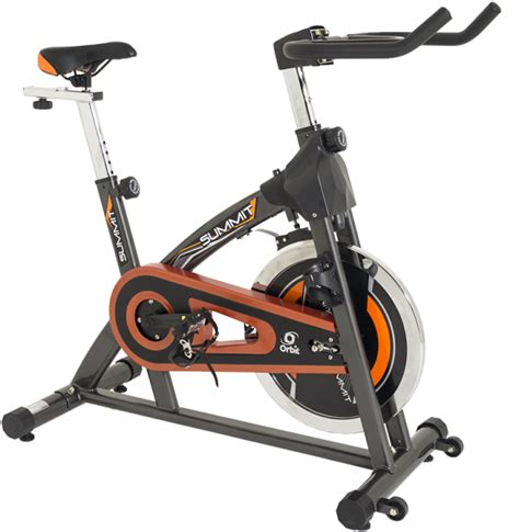 summit spin bike osp orbit fitness