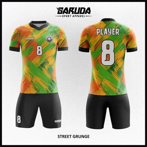 desain jersey bola vector desain jersey futsal bola printing street grunge