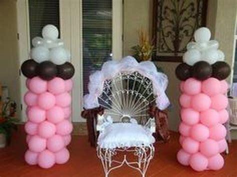 40 ideas para decorar las silla principal baby shower manualidades actividades y juegos