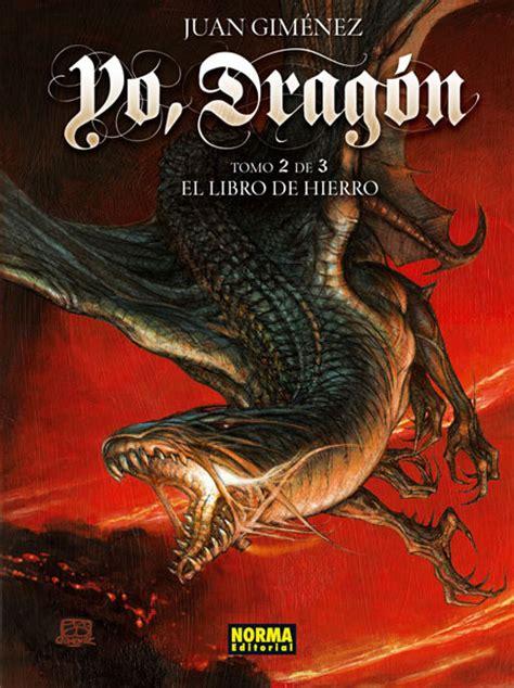 libro the dragon the yo drag 211 n 2 el libro de hierro norma editorial