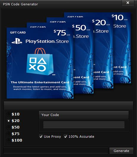 Free Ps3 Gift Card Codes - free psn gift card code generator lamoureph blog