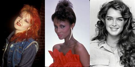 Long Island Soup Kitchen 80s hair and makeup trends that are back 1980s beauty trends