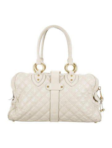 Marc Patchwork Metallic Venetia Bag by Marc Quilted Venetia Bag Handbags Mar50183