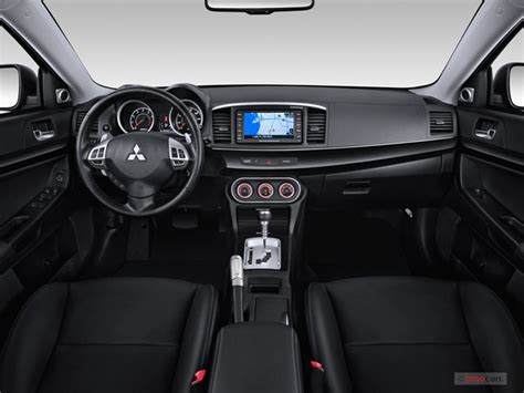 mitsubishi lancer 2015 interior 2015 mitsubishi lancer interior u s news best cars