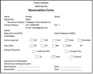 booking hotel support number advanced reservation chart reference notes