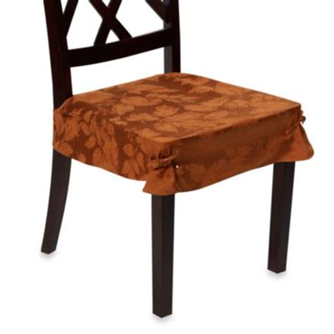 Dining Chair Seat Covers by Buy Dining Chair Seat Covers From Bed Bath Beyond
