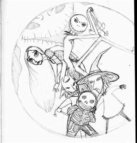printable coloring pages nightmare before christmas 2015 nightmare before christmas coloring pages