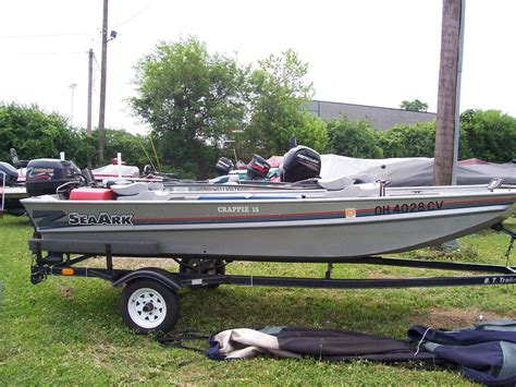 used seaark boat seaark bass boats for sale boats