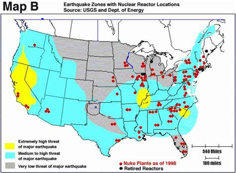 map of volcanoes in the united states map