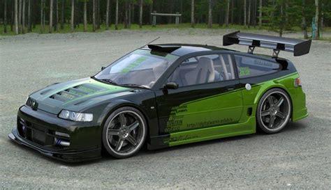 custom honda crx tuning cars and news honda crx custom