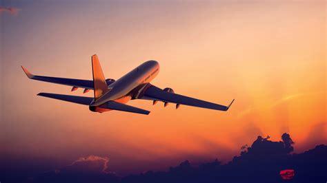 download hintergrundbilder 1600x900 das flugzeug fliegen