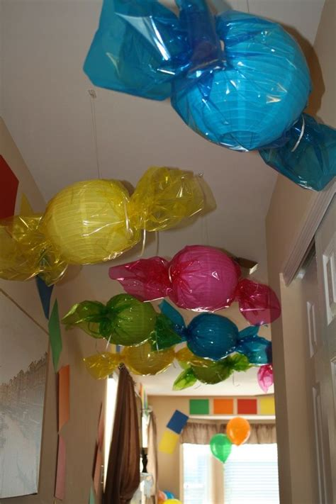 candyland theme decorations land theme idea birthdays