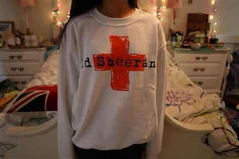 ed sheeran xmas jumper sweater ed sheeran oversized sweater ed sheeran album
