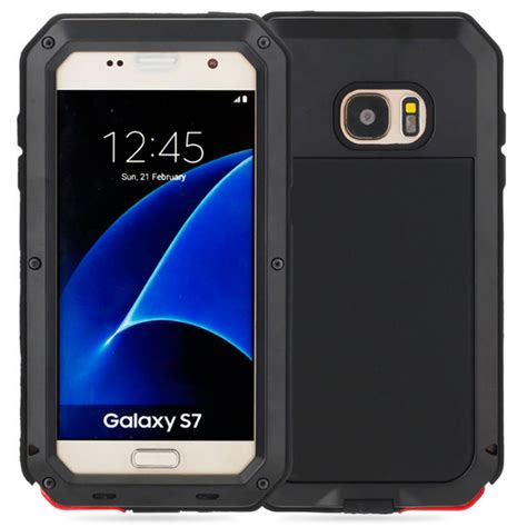 Samsung S6 Phone Waterproof gorilla glass shock proof phone for samsung note 8 s8