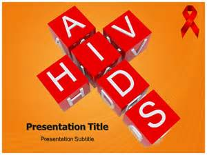 aids template hiv powerpoint templates powerpoint presentation on hiv