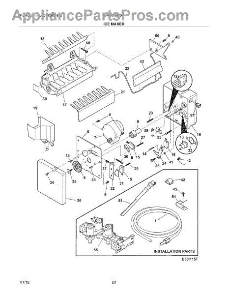 electrolux maker wiring diagram electrolux free