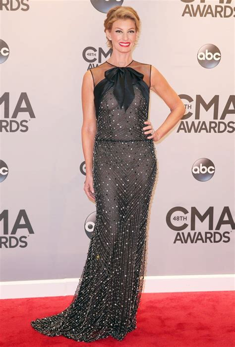 Faith Hill Getting Owned At The Cmas by Faith Hill Picture 98 48th Annual Cma Awards Carpet