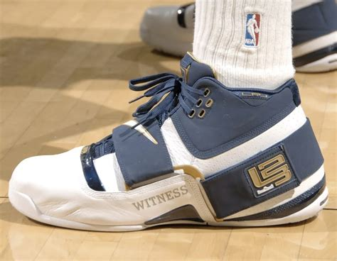 Who Is The Best Shoe Designer Of 2007 by Every Nike Sneaker Worn By Lebron In The Nba Finals