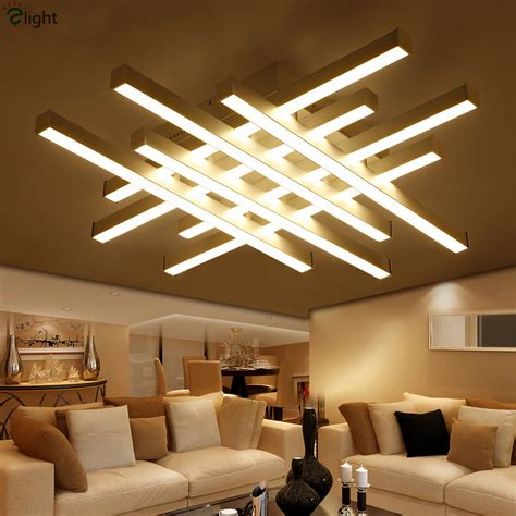 lighting ceilings and types of on pinterest modern geometric metal dimmable led ceiling lights lustre