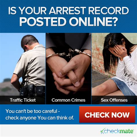 Where Can I Get My Arrest Records Search Criminal Background Checks Usa