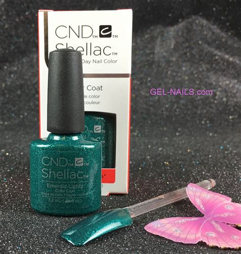 cnd shellac uv l for sale cnd shellac emerald lights 91260 gel color coat l gel