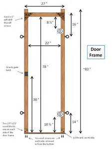 Prehung Interior Doors Home Depot door frame exterior door frame construction