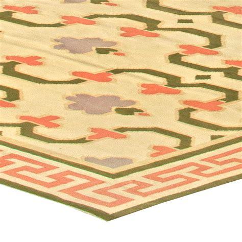 dhurries rugs oversized indian dhurrie vintage rug bb5815 by doris leslie blau