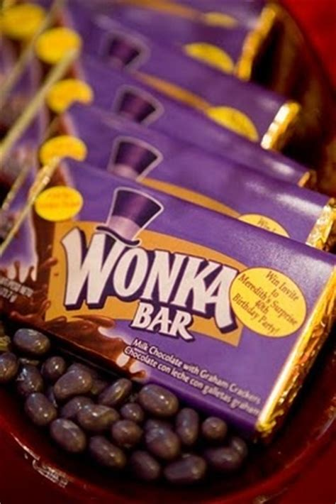 willy wonka candy bar wrapper template candy