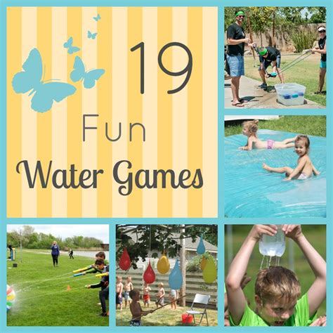 what is a fun game to play at christmas with family water you and your family will to play this summer