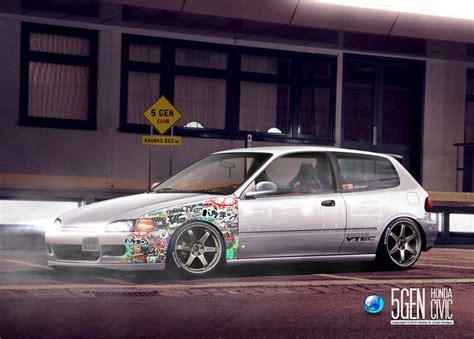jdm cars honda jdm cars honda sticker bomb pixshark com images