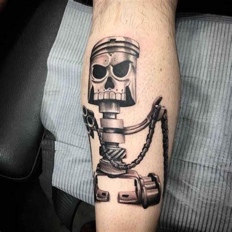 piston robot tattoo best tattoo ideas gallery