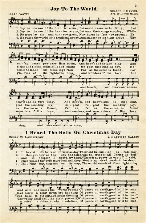 From Book To Song by Free Vintage Image Hymns Design Shop